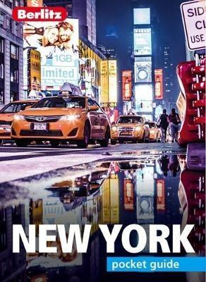 Berlitz Pocket Guide New York City (Travel Guide with Dictio