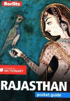 Berlitz Pocket Guide Rajasthan (Travel Guide with Dictionary
