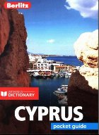 Berlitz Pocket Guide Cyprus (Travel Guide with Dictionary)