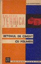 Betonul de ciment cu polimeri