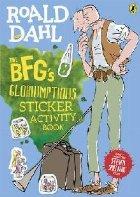 BFG\ Gloriumptious Sticker Activity Book