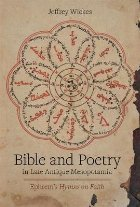 Bible and Poetry in Late Antique Mesopotamia