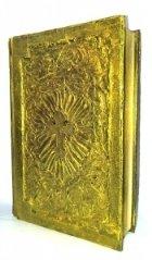 Biblia sau Sfanta Scriptura, coperta ceramica (format 0.53 goldschnitt)