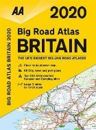 AA Big Road Atlas Britain 2020