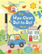 Big wipe-clean dot-to-dot book