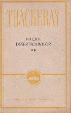 Bilciul desertaciunilor, Volumul al II-lea - Un roman fara erou