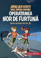 Biroul de investigații nr. 2. Operaţiunea Nor de furtună (ediție cartonată)