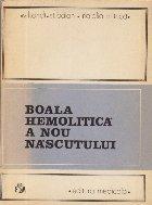 Boala hemolitica nou nascutului