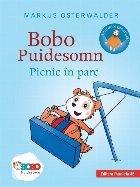 Bobo Puidesomn – Picnic în parc: Povești ilustrate pentru puișori isteți (ediție cartonată)