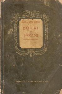 Boieri si tarani - Povestire dramatica