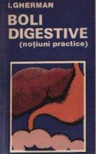Boli digestive (Notiuni practice)