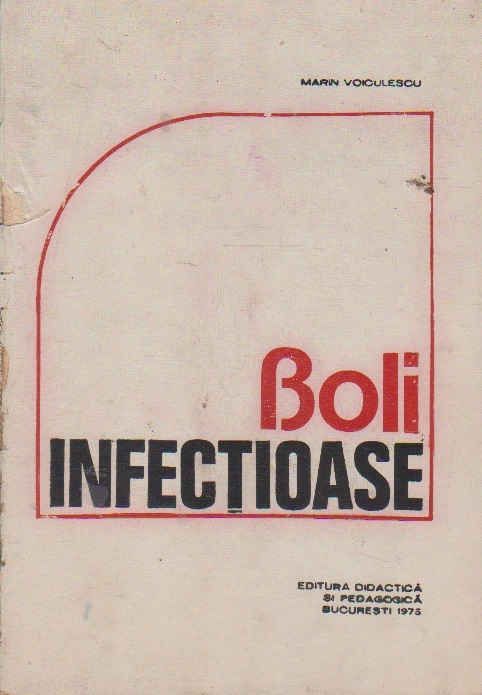 Boli infectioase (Editie 1976)