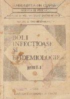 Boli infectioase si epidemiologice, Partea II-a