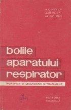 Bolile aparatului respirator - indreptar de diagnostic si tratament -