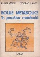 Bolile metabolice in practica medicala, Volumul al II-lea