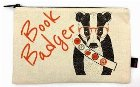 Book Badger Pencil Pouch