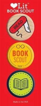 Book Scout 3-Button Assortment