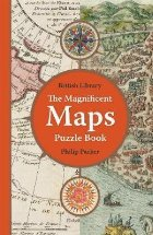 British Library Magnificent Maps Puzzle Book