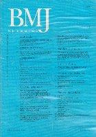 British Medical Journal Editia limba