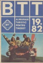 BTT - Almanah turistic pentru tineret 1982