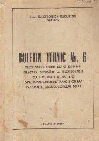 Buletin tehnic Nr. 6 - televizorul sport cu CI (251/261). Practica depanarii la televizoarele cu 6 CI, cu 5 CI, cu 2 CI