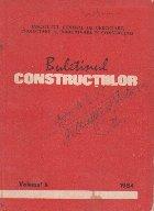 Buletinul constructiilor, Volumul 8/1984