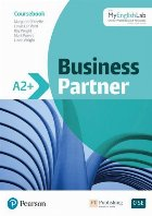 Business Partner A2+ Coursebook and Standard MyEnglishLab Pa