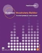 Business Vocabulary Builder Intermediate Students Book & CD