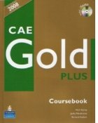 CAE Gold Plus Coursebook, CD ROM Pack