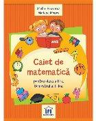 Caiet de Matematica - Clasa a III-a Semestrul al II-lea