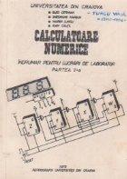 Calculatoare numerice - indrumar pentru lucrari de laborator (partea a II-a)