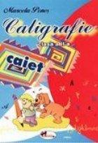 Caligrafie - caiet clasa a II-a