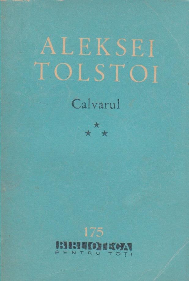 Calvarul, Volumul al III-lea