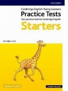 Cambridge English Qualifications Young Learners Practice Tests Pre A1 Starters Pack. Updated for 2018