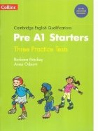 Cambridge English Qualifications, Pre A1. Three Practice Tests