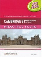 Cambridge B1 Preliminary for Schools (PET4S) Practice Tests (2020 Exam) Student s Book with Audio CD & Answer Key