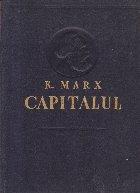 Capitalul - Critica economiei politice, Volumul I, cartea I - Procesul de productie al capitalului