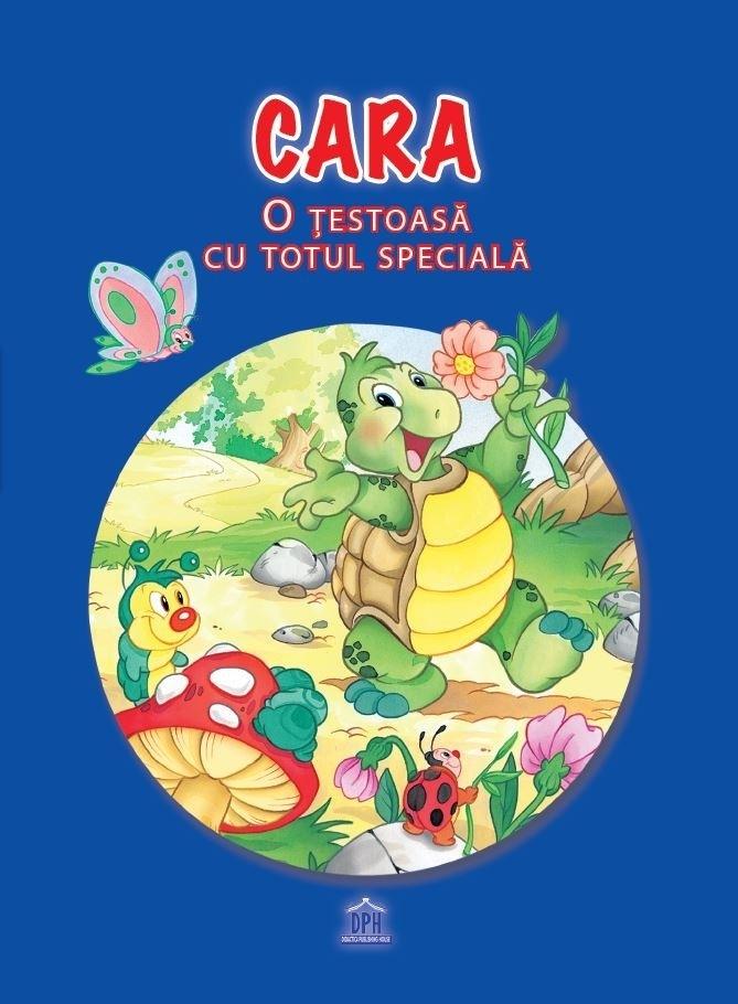 Cara - O țestoasă cu totul specială