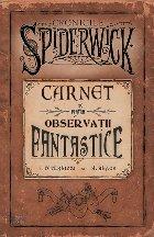 Carnet pentru observatii fantastice