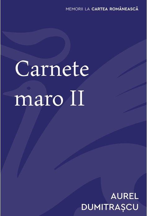 Carnete maro II