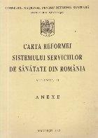 Carta Reformei sistemului serviciilor sanatate