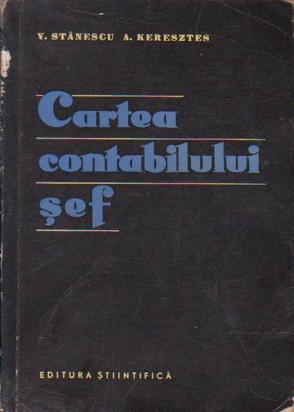 Cartea Contabilului Sef (Editie 1960)