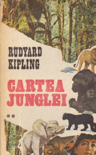 Cartea Junglei, Volumul al II-lea