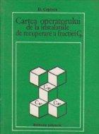 Cartea operatorului de la instalatiile de recuperare a fractiei C2+