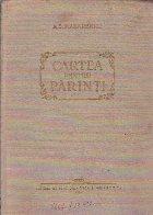 Cartea pentru parinti (Editie 1954)