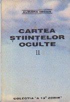 Cartea stiintelor oculte, Volumul al II-lea