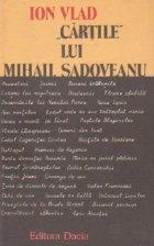 Cartile lui Mihail Sadoveanu