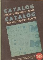 Catalog circuite integrate liniare / Catalog linear integrated circuits