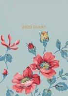 Cath Kidston Pembroke Rose A5 2020 Diary