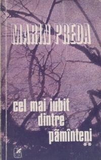 Cel mai iubit dintre paminteni, Volumul al II-lea (Editie 1980)
